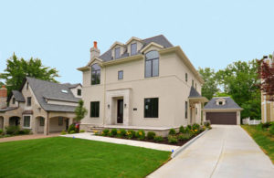 Custom Home Builder - 635 Quincy, Hinsdale, IL