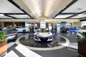 ACURA Car Dealership Construction