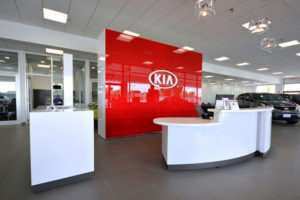Retail Remodeling Photo Gallery - KIA Remodeling