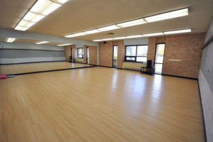 Retail Remodeling Photo Gallery - Starland Dance Studio