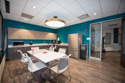 Efficient Office Design