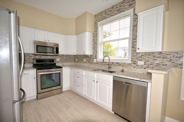 Home Renovations - Kitchen Renovations