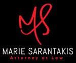 Marie Sarantakis Law logo